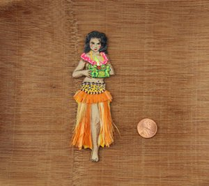 hula girl exotica